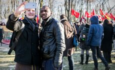Krievijas propaganda vēršas pret Lietuvas neatkarības atzīmētājiem