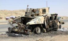 ASV neizslēdz militāru sadarbību ar Irānu islāmistu ekstrēmistu apkarošanai Irākā
