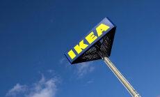 Uzgaļi krāniem un 'nē' plastmasai – 'Ikea' solās mazināt savu klimata pēdu