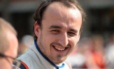 Mediji: Kubica vēl šosezon varētu nomainīt Masu 'Williams' komandā