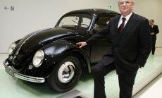 Pret bijušo VW vadītāju Vācijā sākta izmeklēšana par iespējamu nodokļu nemaksāšanu
