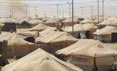 ANO: Sīrijas iekšienē pārvietoto cilvēku skaits sasniedzis četrus miljonus