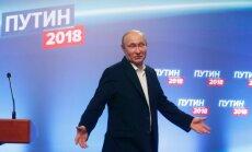 Путин не попал в список самых влиятельных людей мира по версии Time