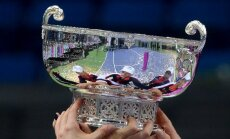 Остапенко и Севастова помогут Латвии в Кубке Федерации
