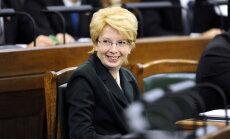 Спикер Сейма Мурниеце подписала поправки к закону об энергетике