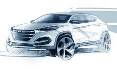 Jaunais 'Hyundai Tucson' būs arī Eiropas tirgum