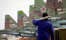 Putins devis rīkojumu kārtējām militārajām mācībām