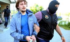 Par nelikumīgu iekļūšanu Ādažu bāzē apsūdzētie atgriezušies Krievijā