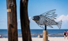 Ko darīt, kad atpūtu pludmalē iztraucē mākoņi? Dzintaru un Majoru apskates vietas