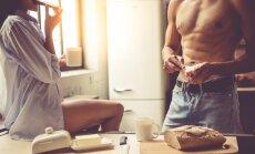 Ikdienišķas lietas, darbības un situācijas, kas vīriešiem šķiet seksīgas un uzbudinošas