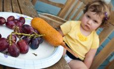 bērns, ēdiens