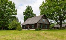 Atjaunošanas šarms: lauku īpašumi Latvijā, kas izsprukuši no sabrukšanas