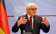 Штайнмайер призвал не отворачиваться от России