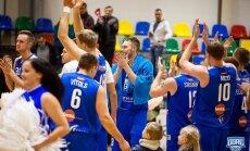 Ogres basketbolisti izcīna drošu uzvaru pār 'Betsafe'/'Liepāja' komandu