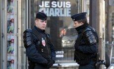 Francijā par uzbrukuma plānošanu aizturēti pieci čečeni