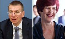 Ринкевич заверил, что у Аболтини не выйдет сразу стать послом и уехать из Латвии