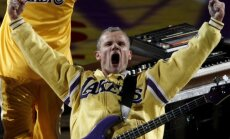 Vēsturiski foto: 'Red Hot Chili Peppers' – spilgti, skaļi, jaudīgi