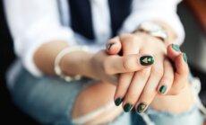 Foto: Fifīgi īsu nagu dizaini praktiskām sievietēm