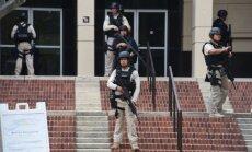 Kalifornijas universitātes pilsētiņā Losandželosā nošauti divi cilvēki