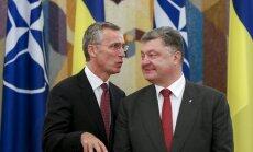 Пять фактов об особом партнерстве между НАТО и Украиной