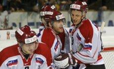 """Rīgas 'Dinamo"""" iekļūst Špenglera kausa finālā"""