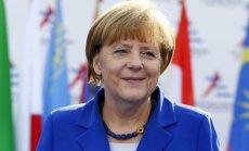 Меркель критикует реализацию мирного плана в Донбассе