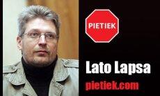 Lato Lapsa: Par parazītčekistiem un mūsdienu vergadvēselēm