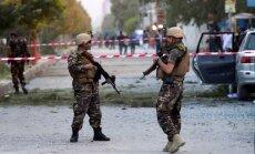Афганский солдат открыл стрельбу по американцам на военной базе