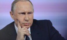 Путин: низкая цена нефти оздоровит экономику России