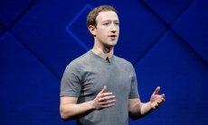 Lielbritānijas parlamenta komiteja vēlas Zakerberga liecību par 'Facebook' lietotāju datu izmantošanu