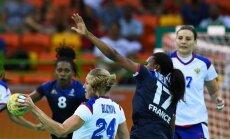 Rio olimpisko spēļu sieviešu handbola turnīra rezultāti (08.08.2016.)