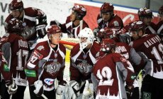 Rīgas 'Dinamo' pirmajā jaunās sezonas spēlē zaudē Kazaņas 'Ak Bars'