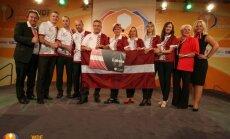 Latvijas šautriņu mešanas izlase Eiropas kausa sacensībās negūst ievērojamus panākumus