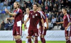 Latvijas futbola izlase tiksies ar FIFA līdz šim neuzņemto Gibraltāru