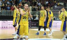 BK 'Ventspils' pārbaudes spēlē uzvar 'Tartu'