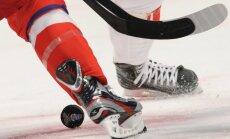 LHF aizliedz jaunajam uzbrucējam Dzierkalam turpināt pārstāvēt MHL komandu 'Rīga'
