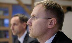Advokāts Aldis Gobzems plāno pievienoties partijai 'KPV LV'