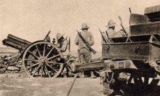 Ar tankiem pret šķēpiem: kā pirms 80 gadiem Itālija iebruka Abesīnijā
