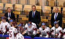 Hārtlijs: komanda nevienu brīdi nepadevās – tā ir Latvijas izlases firmas zīme