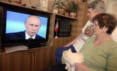 Krievijā ierobežo ārvalstu īpašnieku daļu medijos