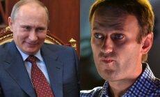 """Путин: США пытаются """"продвинуть"""" Навального и вмешиваются в другие страны"""