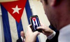 Kuba un ASV vienojas par sadarbību drošības jomā
