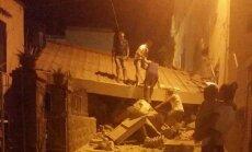Itālijai piederošo Iskijas salu satricinājusi zemestrīce
