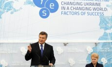Ukraina ir gatava daļēji pievienoties Muitas savienībai
