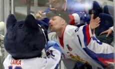 Latvija IIHF nenopietnajā rangā apsteigusi nākamo pretinieci Krieviju