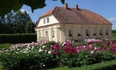 Top jauns tūrisma piedāvājums – aicinās apmeklēt vēsturiskos dārzus Latvijā un Lietuvā