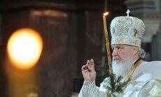 Maskavas patriarhs aicina Krievijas pilsoņus adoptēt bērnus