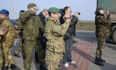 EDSO novērotājus atkal neielaiž Krimā; bruņotie vīri atklāj uguni