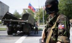 Ir pierādījumi, ka Ukrainas armija tiek apšaudīta no Krievijas, apgalvo ASV