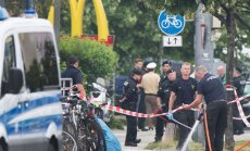 Minhenes slepkava bijis apsēsts ar masu apšaudēm